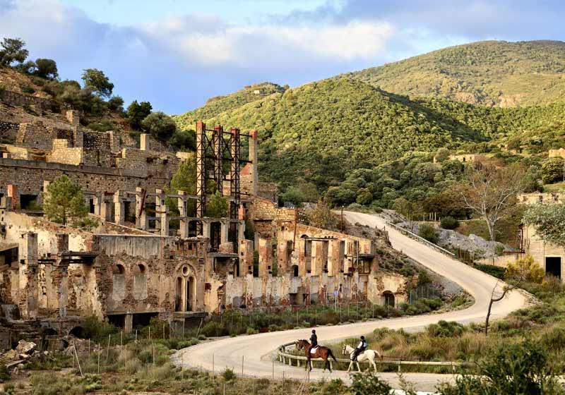 Costa Verde in Sardegna